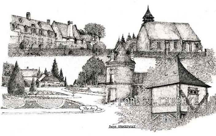 village de Forest l'Abbaye